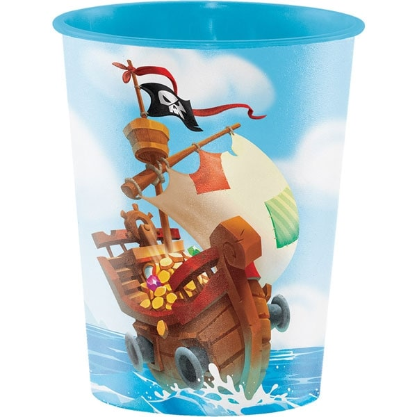 Pirates Treasure, Souvenirmugg 4,7 dl